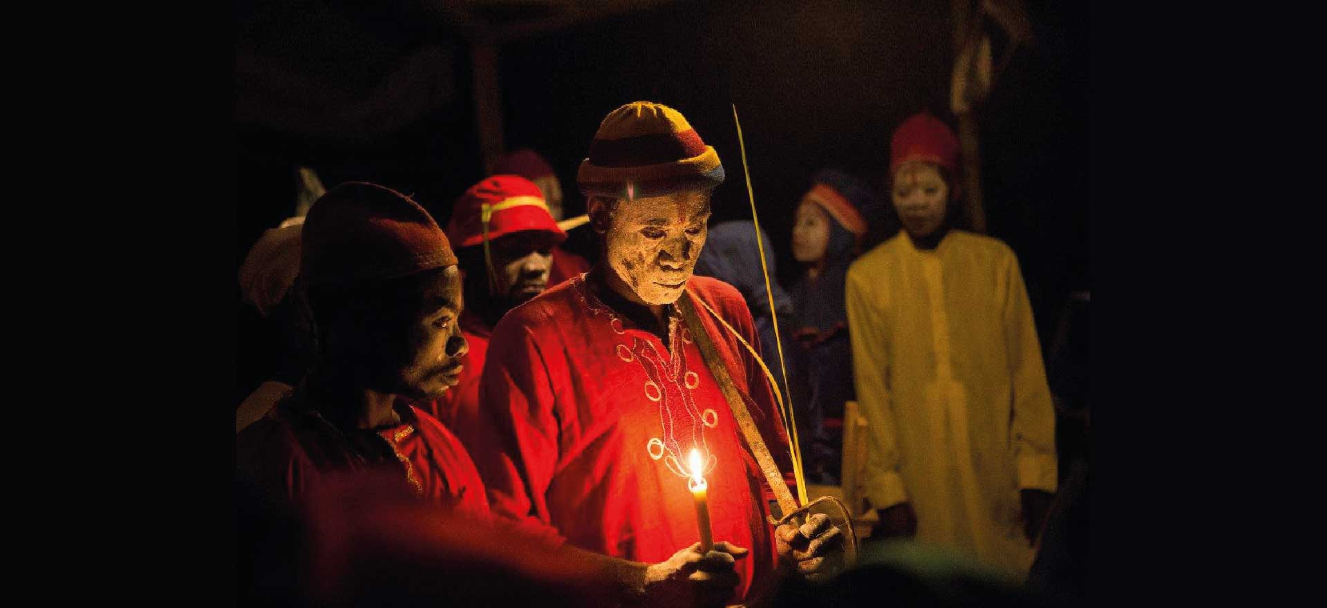 Native Eye Travel - Cameroon - Bwiti ceremony