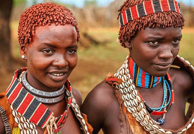 Ethiopia - Omo Valley tour - Hamer women