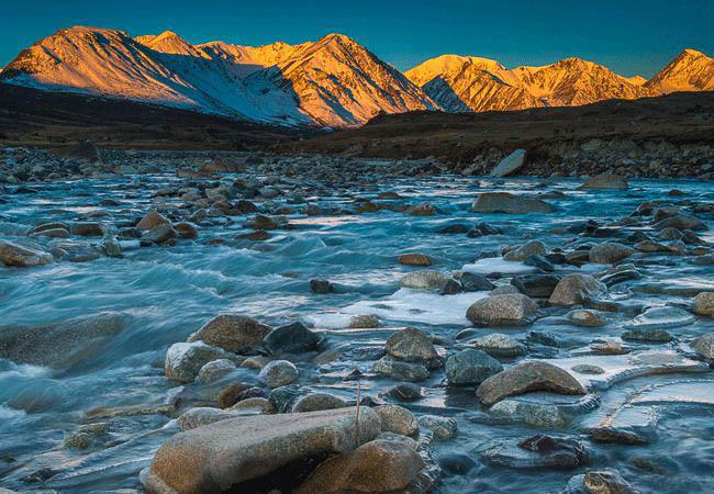 Mongolian Highlights