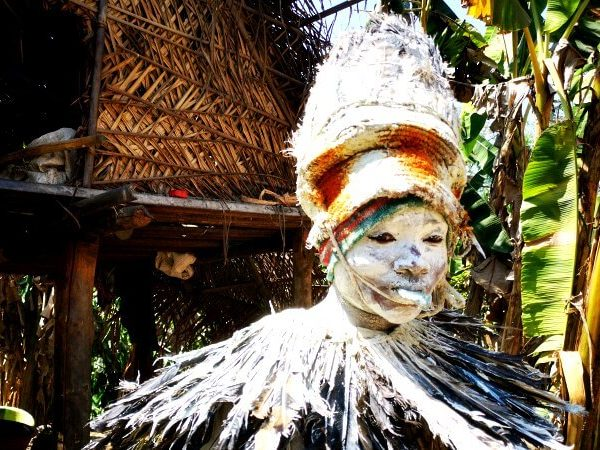 Bissau to Cotonou itinerary - tribal culture